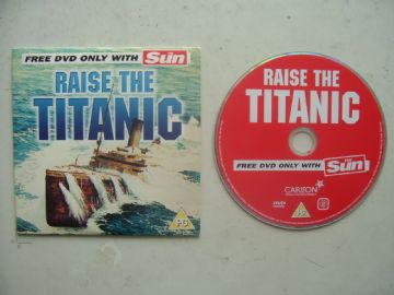 Raise the Titanic DVD Released by the Sun